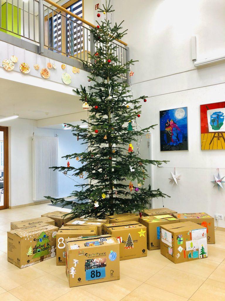 """Spendenaktion """"Weihnachtstrucker"""""""
